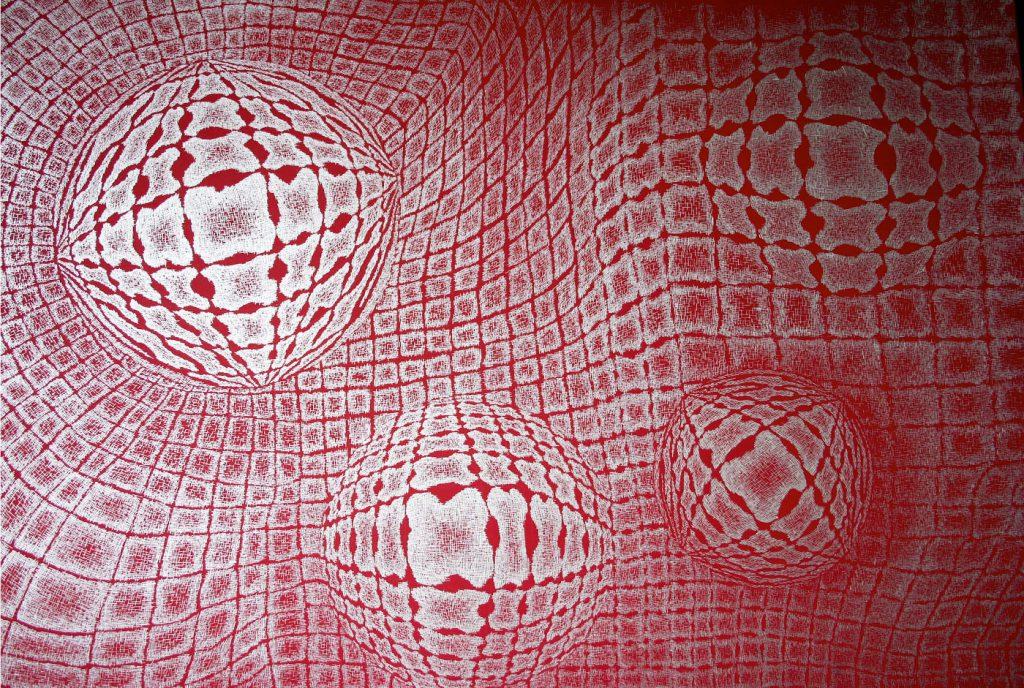 Bewegung-Tusche-auf-Zeichenkarton-70x100cm